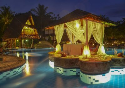 Gazebo & Pool Bar